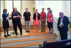 Bangor Area Children's Choir Scholarship Gift