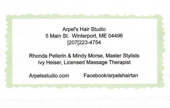 Copy of Arpels Hair Studio